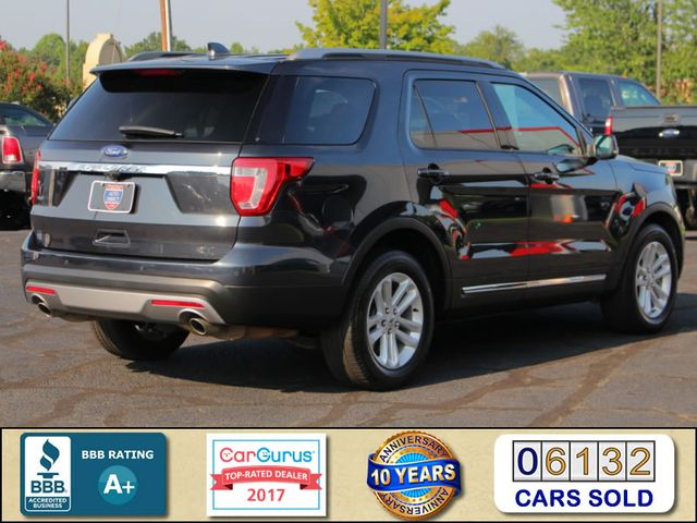 2017 Ford Explorer XLT FWD - TECHNOLOGY PKG - 202A - TOP OF THE LINE! Mooresville , NC 2