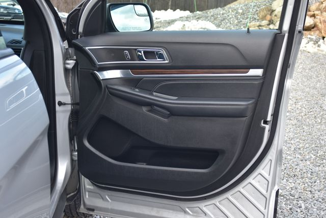 2017 Ford Explorer Limited Naugatuck, Connecticut 10