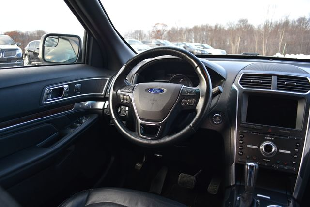 2017 Ford Explorer Limited Naugatuck, Connecticut 17