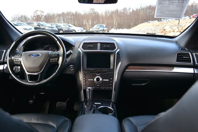 2017 Ford Explorer Limited Naugatuck, Connecticut 18