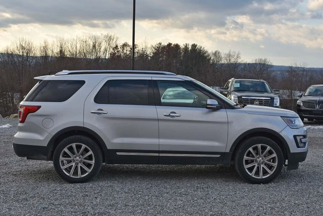 2017 Ford Explorer Limited Naugatuck, Connecticut 5