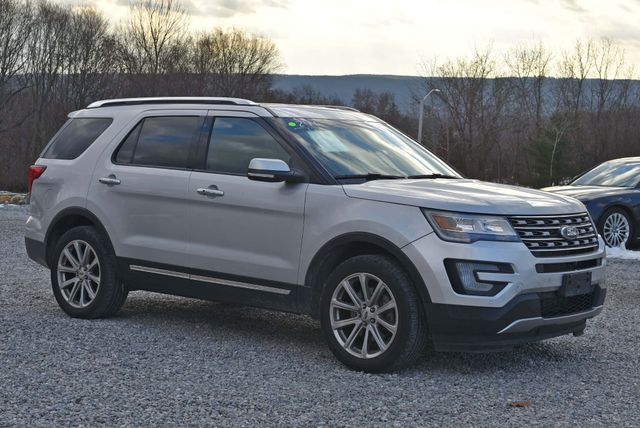 2017 Ford Explorer Limited Naugatuck, Connecticut 6