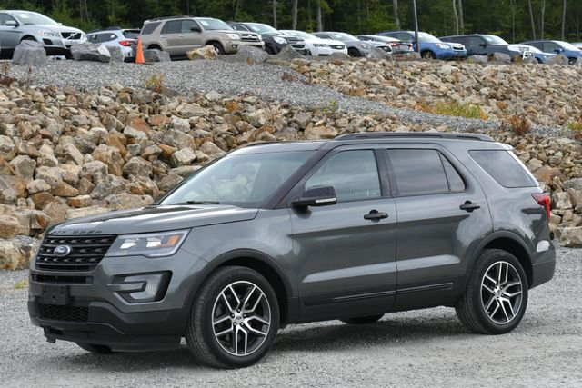 2017 Ford Explorer Sport Naugatuck, Connecticut 0