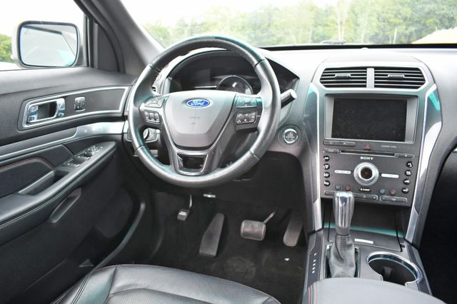 2017 Ford Explorer Sport Naugatuck, Connecticut 17