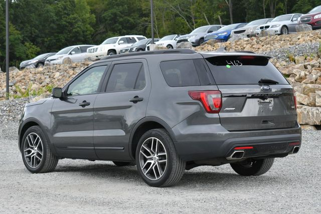 2017 Ford Explorer Sport Naugatuck, Connecticut 2