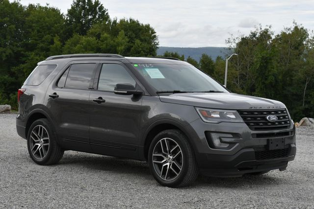 2017 Ford Explorer Sport Naugatuck, Connecticut 6