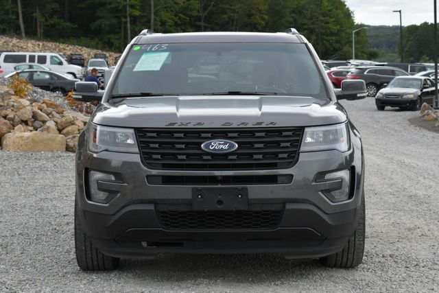 2017 Ford Explorer Sport Naugatuck, Connecticut 7