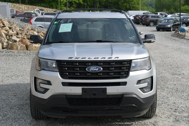 2017 Ford Explorer Sport Naugatuck, Connecticut 7