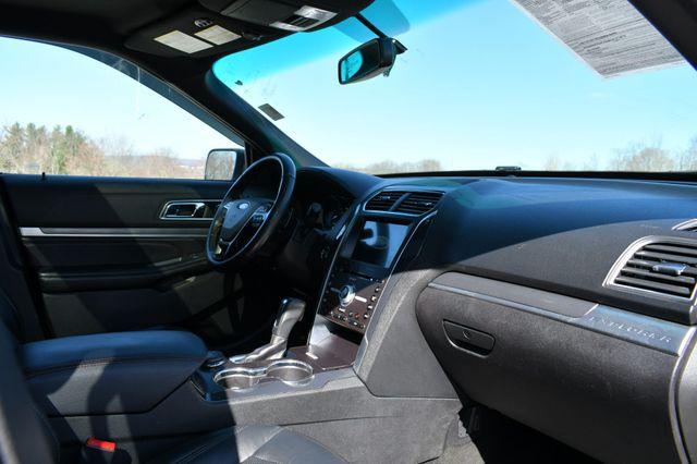 2017 Ford Explorer Sport 4WD Naugatuck, Connecticut 10
