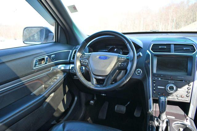 2017 Ford Explorer Sport 4WD Naugatuck, Connecticut 19