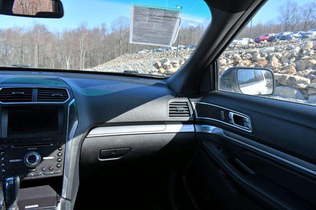 2017 Ford Explorer Sport 4WD Naugatuck, Connecticut 21