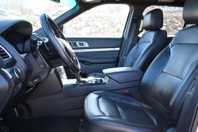 2017 Ford Explorer Sport 4WD Naugatuck, Connecticut 26