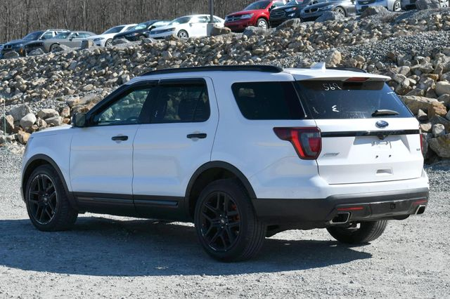 2017 Ford Explorer Sport 4WD Naugatuck, Connecticut 4
