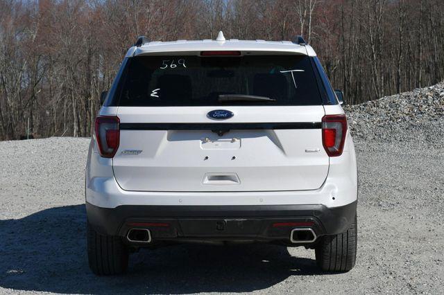 2017 Ford Explorer Sport 4WD Naugatuck, Connecticut 5