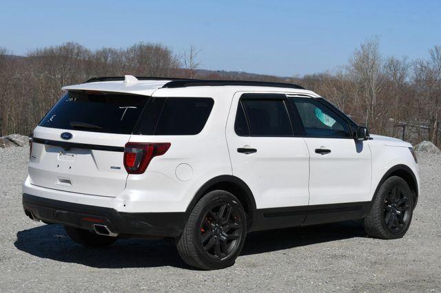 2017 Ford Explorer Sport 4WD Naugatuck, Connecticut 6