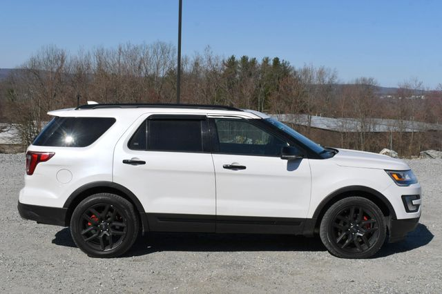 2017 Ford Explorer Sport 4WD Naugatuck, Connecticut 7