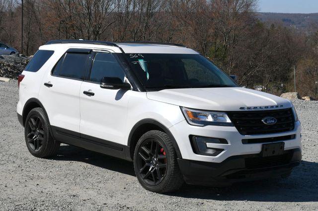 2017 Ford Explorer Sport 4WD Naugatuck, Connecticut 8