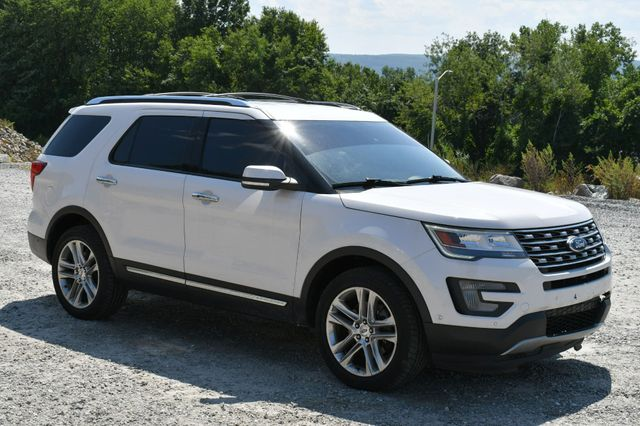 2017 Ford Explorer Limited 4WD Naugatuck, Connecticut