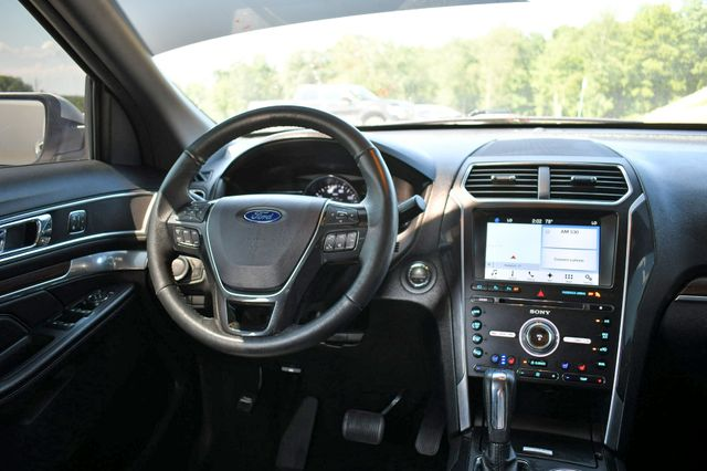 2017 Ford Explorer Limited 4WD Naugatuck, Connecticut 10