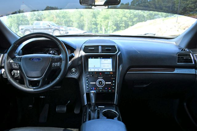 2017 Ford Explorer Limited 4WD Naugatuck, Connecticut 11
