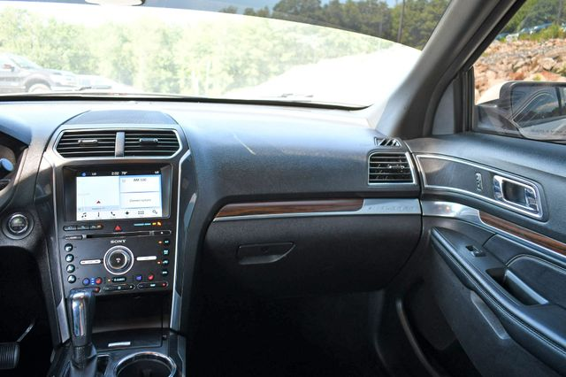 2017 Ford Explorer Limited 4WD Naugatuck, Connecticut 12