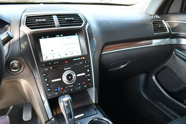 2017 Ford Explorer Limited 4WD Naugatuck, Connecticut 16