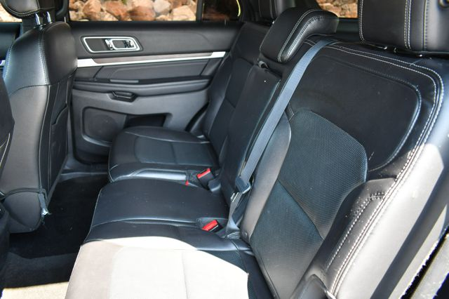 2017 Ford Explorer Limited 4WD Naugatuck, Connecticut 9