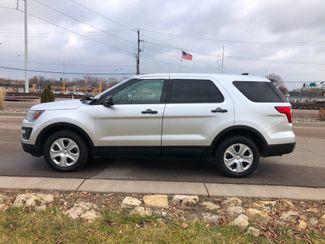 2017 Ford Explorer AWD Police Osseo, Minnesota 2