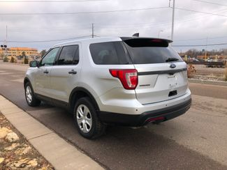 2017 Ford Explorer AWD Police Osseo, Minnesota 4