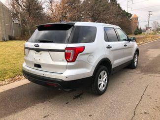 2017 Ford Explorer AWD Police Osseo, Minnesota 5