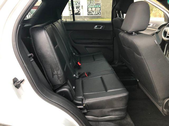 2017 Ford Explorer AWD Police Osseo, Minnesota 17