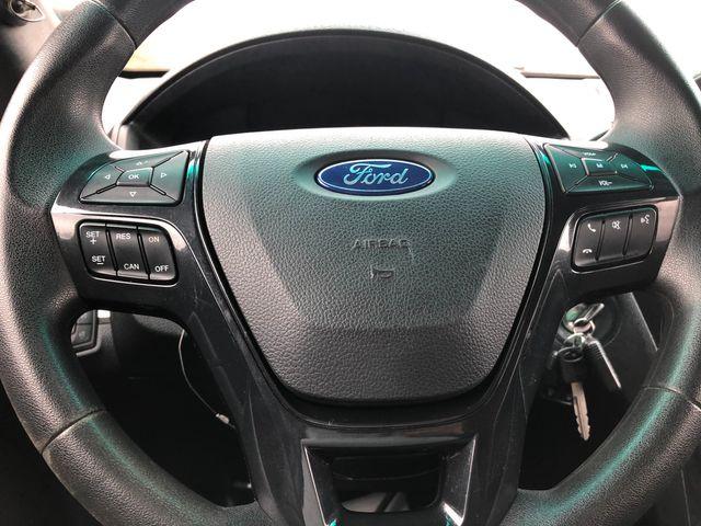 2017 Ford Explorer AWD Police Osseo, Minnesota 18