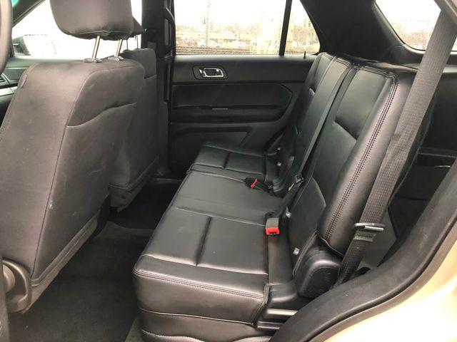 2017 Ford Explorer Police Interceptor AWD Osseo, Minnesota 12