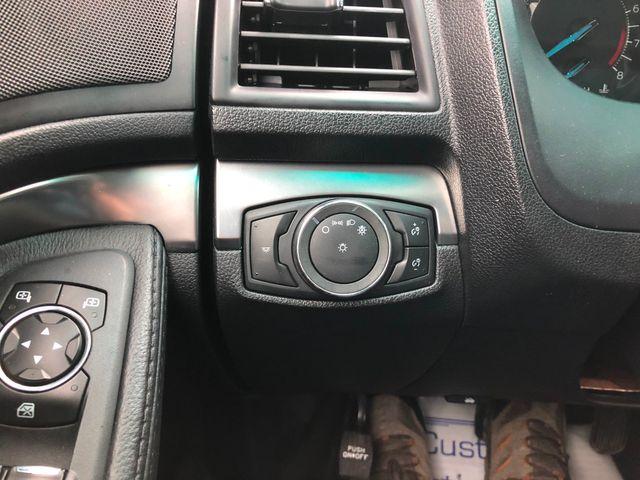 2017 Ford Explorer Police Interceptor AWD Osseo, Minnesota 15