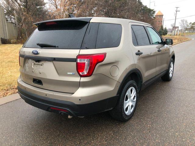 2017 Ford Explorer Police Interceptor AWD Osseo, Minnesota 5