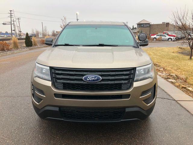 2017 Ford Explorer Police Interceptor AWD Osseo, Minnesota 6