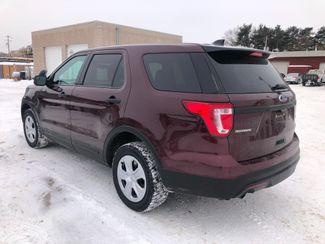 2017 Ford Explorer Police AWD Osseo, Minnesota 4