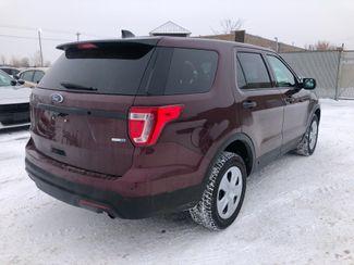 2017 Ford Explorer Police AWD Osseo, Minnesota 5
