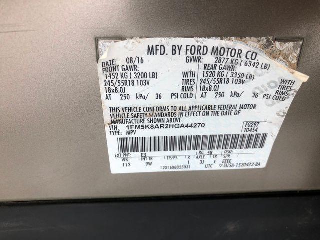 2017 Ford Explorer Police AWD Osseo, Minnesota 26