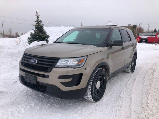 2017 Ford Explorer Police AWD Osseo, Minnesota