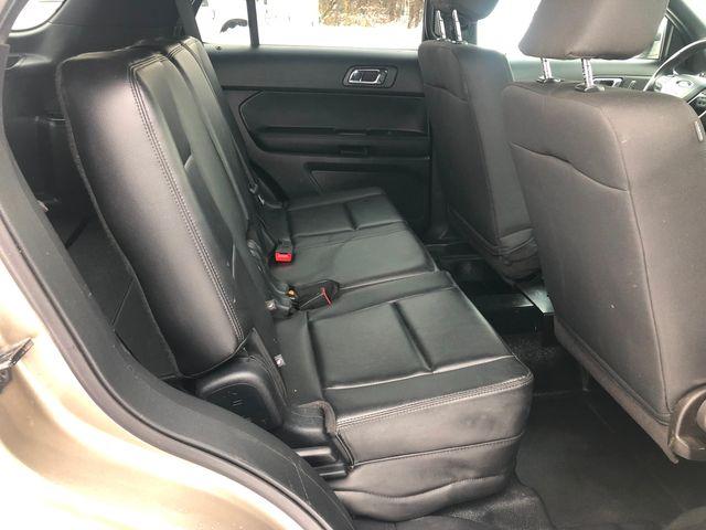 2017 Ford Explorer Police AWD Osseo, Minnesota 13