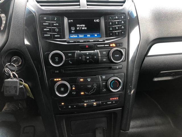 2017 Ford Explorer Police AWD Osseo, Minnesota 22
