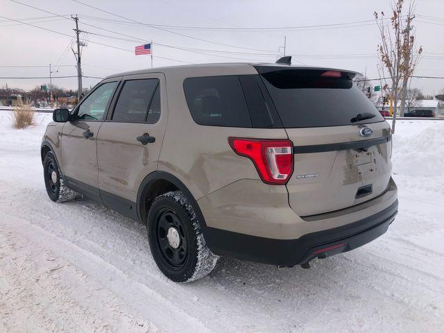 2017 Ford Explorer Police AWD Osseo, Minnesota 2