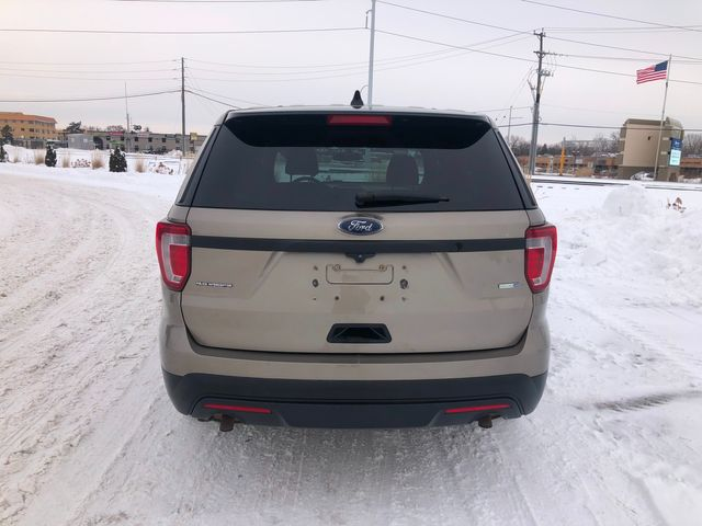 2017 Ford Explorer Police AWD Osseo, Minnesota 7