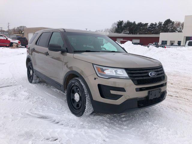 2017 Ford Explorer Police AWD Osseo, Minnesota 1