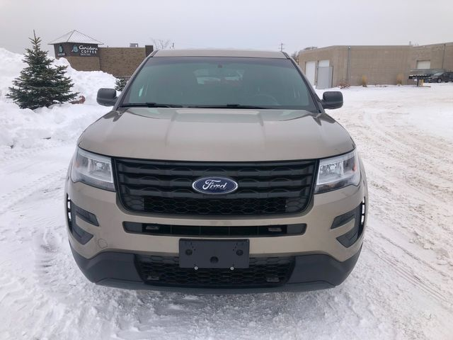 2017 Ford Explorer Police AWD Osseo, Minnesota 6