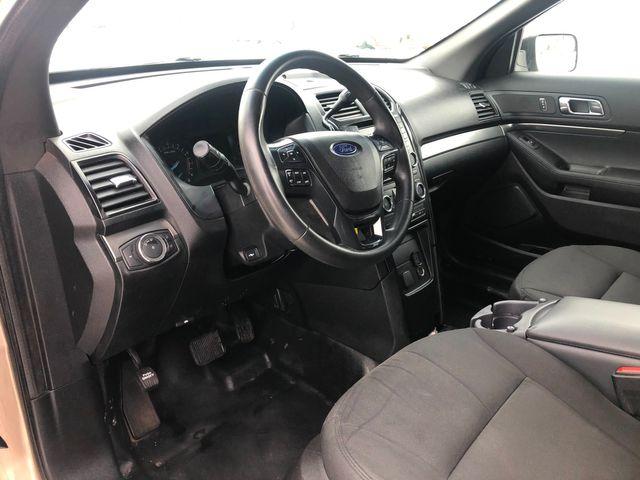 2017 Ford Explorer Police AWD Osseo, Minnesota 8
