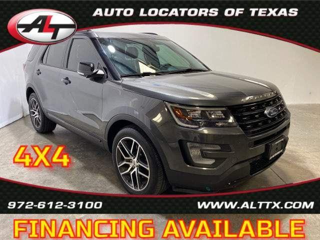 2017 Ford Explorer Sport in Plano, TX 75093