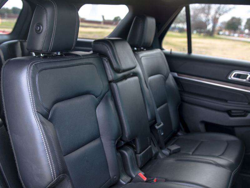 2017 Ford Explorer Limited in Rowlett, Texas