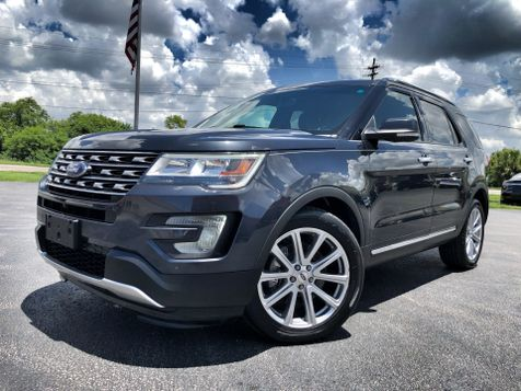 2017 Ford Explorer LIMITED LEATHER NAV 1 OWNER CARFAX CERT in , Florida